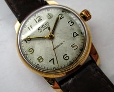 Action Swiss Made Vintage Men's Watch out the - 50's