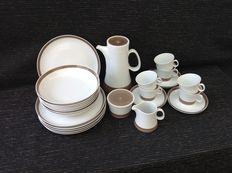 Schönwald - design breakfast set for 6 persons
