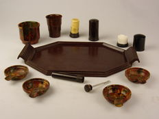 Nice collection of bakelite objects