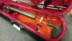 New Menzel study Violin 4/4, complete with case, bow and rosin