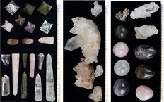 Lot of various types of minerals - 4.5kg (34)