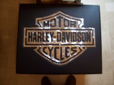 Sign-Harley Davidson motor cycles-21st century