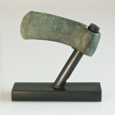 Luristan Bronze Axe - 140 mm