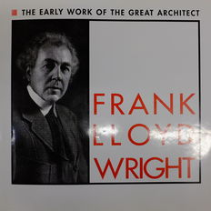 Frank Lloyd Wright; Lot with 3 publications - 1991 / 2000