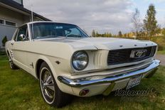 Ford - Mustang - 1966