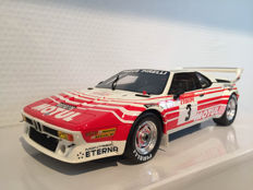 Otto Mobile - Scale 1/18 - BMW M1 Groupe B TDC #3