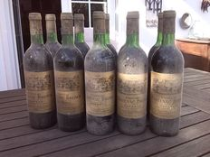 1975 Chateau Cantenac Brown, Margaux - 10 bottles