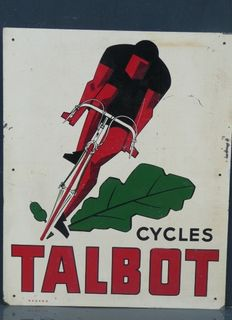 Cycles TALBOT - France, ca. 1950