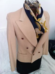 Gianni Versace - tailored fit blazer
