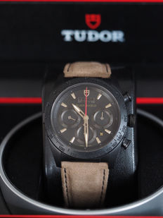 Tudor Fastrider Blackshield 42000 CN, 2014, Men's Watch