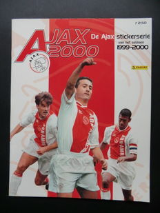 Panini - Ajax 2000 - Complete album - Including order form.