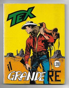 Tex, giant album no. 53, original, 1st edition - (1965)