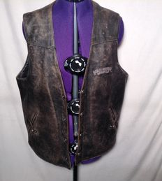 Harley-Davidson waistcoat for the motorcyclist, size L
