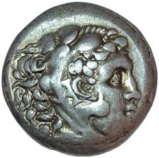 Greek Antiquity - Macedonian Kingdom - Alexander III, the Great (336-323 BC) - AR Tetradrachm - Kalchedon mint, Bithynia - before ca. 240 BC.