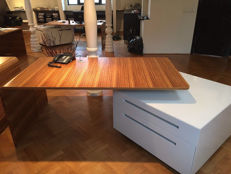 "Jehs + Laub for Wilhelm Renz, designer desk ""Lane"""