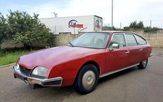 Citroen - CX Pallas 2.0 - 1979
