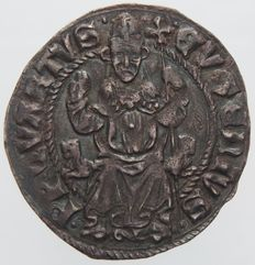 Rome – Grosso – Eugese IV (1431–1447) – Silver