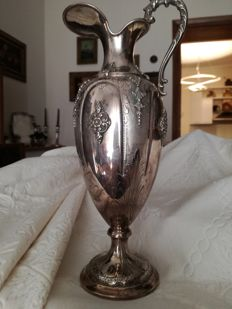 Silver pitcher 800/1000, Italy, 1940s