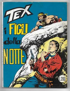 Tex, giant album no. 50, original, 1st edition - (1964)