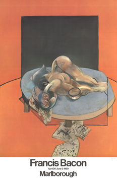 Francis Bacon - At Marlborough