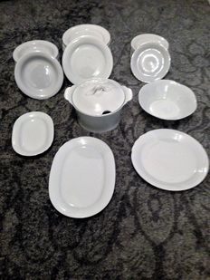 Winterling Kirchenlamitz - porcelain service 42 pieces
