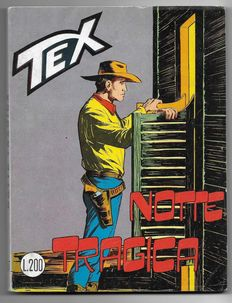 Tex, giant album no. 57, original, 1st edition - (1965)