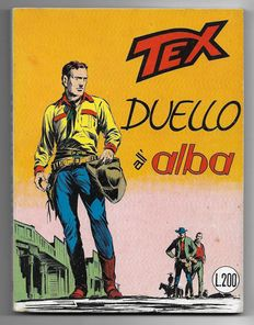 Tex, giant album no. 59, original, 1st edition - (1965)