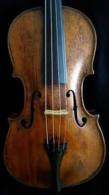 VERY INTERESTING BEAUTIFUL FINE FRENCH VIOLIN BY -  N.A. CHAPPUY