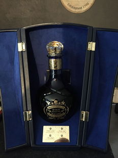 Chivas Regal Royal Salute 62 Gun Salute with luxury box