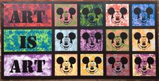 Phil Anderson - ART IS ART (Mickey Mouse)