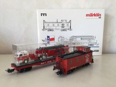 Märklin H0 - 4580 - Freight Wagon Set - 150 years Texas 2