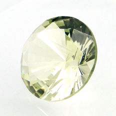 Lemon quartz – 21.22 ct