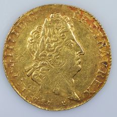 France - Louis XIV - Louis d'or aux insignes 170(?) 'Reformation' - Gold
