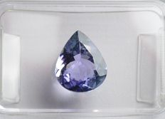 Tanzanite – 1.47 ct **No RESERVE**