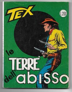 Tex, giant album no. 47, original, 1st edition - (1964)