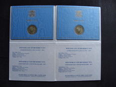 Vatican – 2 Euro 2012 'World Family Day' (2 pieces)