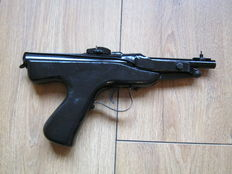 Milbro Diana MK IV Air pistol 177 Late 1950's to early 1960's