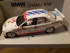 UT Models  - Scale 1/18 - BMW 320i STW 1997 - Driver: J Cecotto #5
