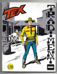 Tex, giant album no. 55, original, 1st edition - (1965)