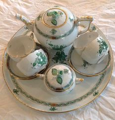 Herend - 7-piece tea set