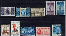 Italian Republic, 1948-66 – Selection from the period.