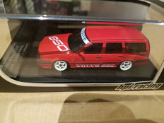 HPI - Scale 1/43 - Volvo 850 estate BTCC Prototype red