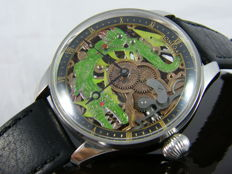 Omega Dragon Marriage Mens watch