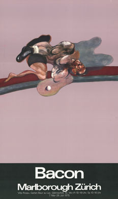 Francis Bacon - In Memory of George Dyer