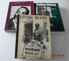 Living Blues. The Bluesmagazine from the USA.