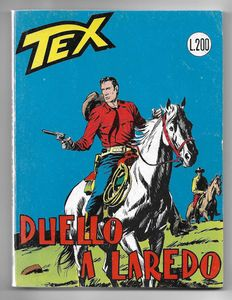 Tex, giant album no. 48, original, 1st edition - (1964)