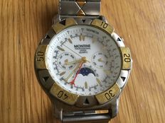 Montime - Professional Diver  Wristwatch . Unsure of age