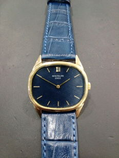 Patek Philippe Ellipse – 18kt Gold – 1970s