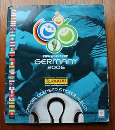 Panini - Fifa World Cup 2006 Germany - Complete album.