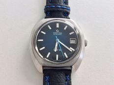 Certina DS-2 – Rare turtle-back men's watch – 1970s